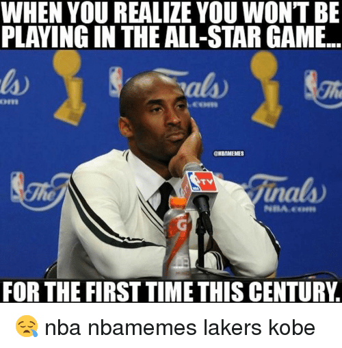 Home Market Barrel Room Trophy Room ◀ Share Related ▶ Basketball NBA sports Kobe laker when you realize starly century Steph Summary Championship Stephe next collect meme → Embed it next → WHEN YOU REALIZE YOU WON'T BE PLAYING IN THEALL-STAR GAME OHBAMEMES finals FOR THE FIRSTTIMETHIS CENTURY 😪 nba nbamemes lakers kobe Meme Basketball NBA sports Kobe laker when you realize starly century Basketball Basketball NBA NBA sports sports Kobe Kobe laker laker when you realize when you realize starly starly century century found @ 53022 likes ON 2017-01-21 13:50:28 BY me.me source: instagram view more on me.me
