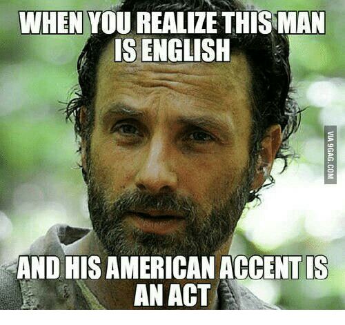 when you realizethis man is english and his american accent 13885476 ✅ 25 best memes about idris elba meme idris elba memes