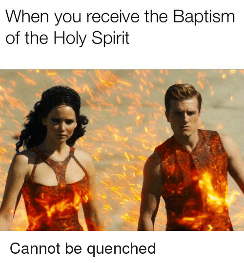 When You Receive the Baptism of the Holy Spirit | Spirit