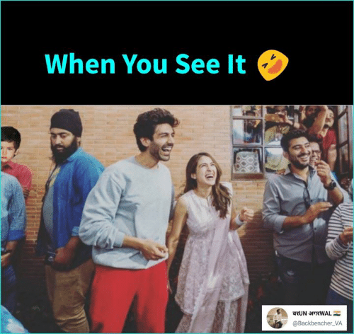 Memes, When You See It, and 🤖: When You See It  @Backbencher VA