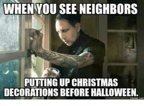 christmas decor - Christmas Decorating Meme