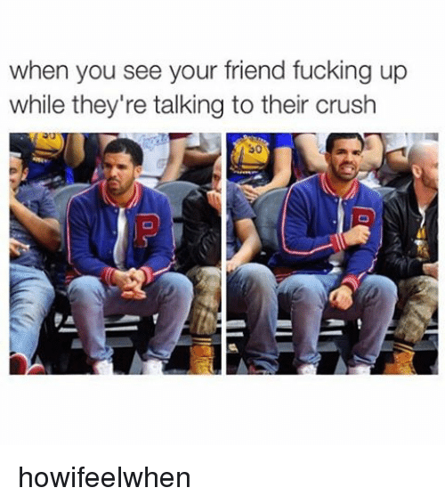 When your best friend is dating your crush