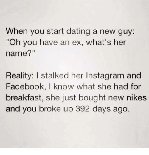how to start dating a new guy