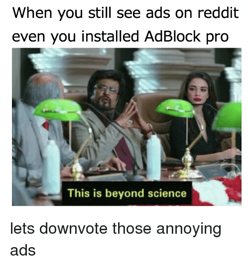 When You Still See Ads on Reddit Even You Installed AdBlock