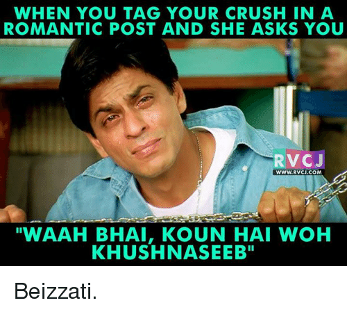 Tag Your Crush