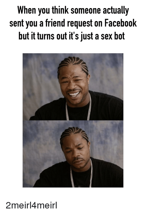 Facebook but for sex