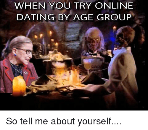 dating online about me