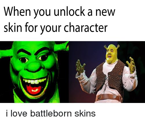 when you unlock a new skin for your character i 19940107 ✅ 25 best memes about rovio rovio memes