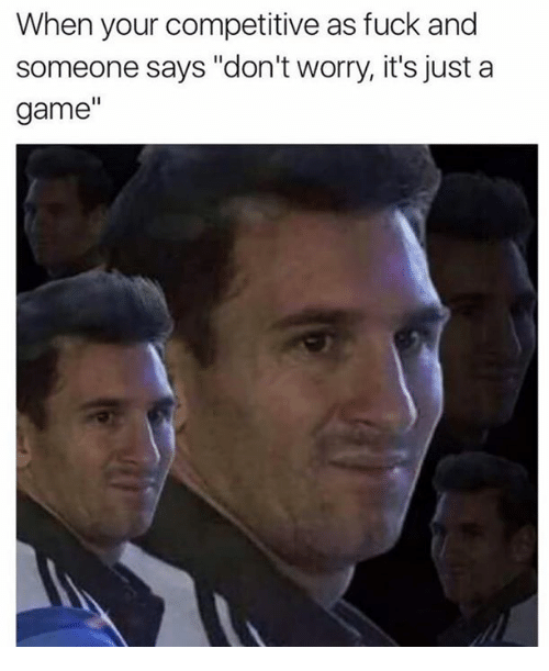 Its Just A Game