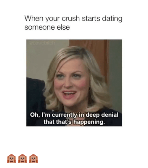 Teen Advice When Your Crush is Dating Someone Else
