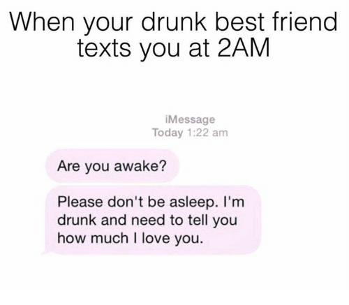 how to tell your best friend you& 39
