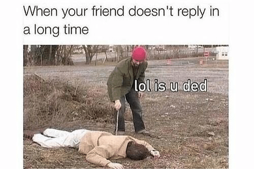 Lol Is U Ded
