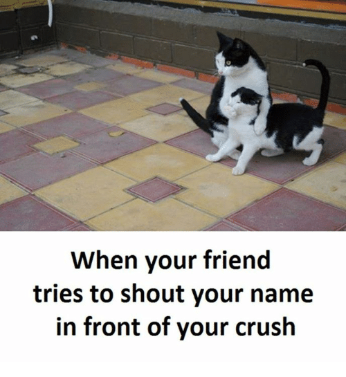 funny names to call your crush flirt