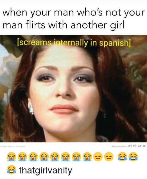 What is flirt in spanish