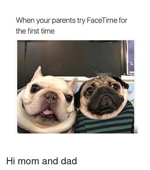 when your parents try facetime for the first time hi 26958920 ✅ 25 best memes about hi mom hi mom memes