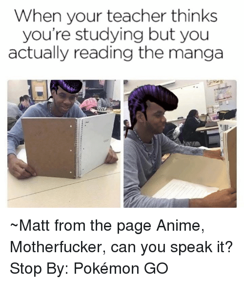 Read The Manga