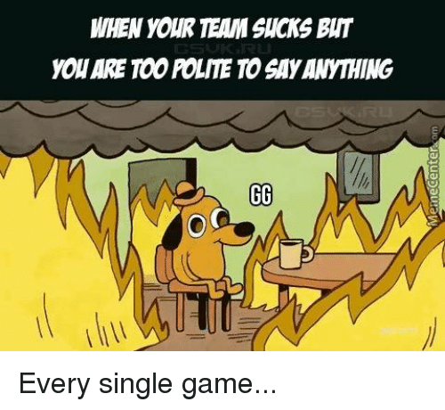 Every Single Game