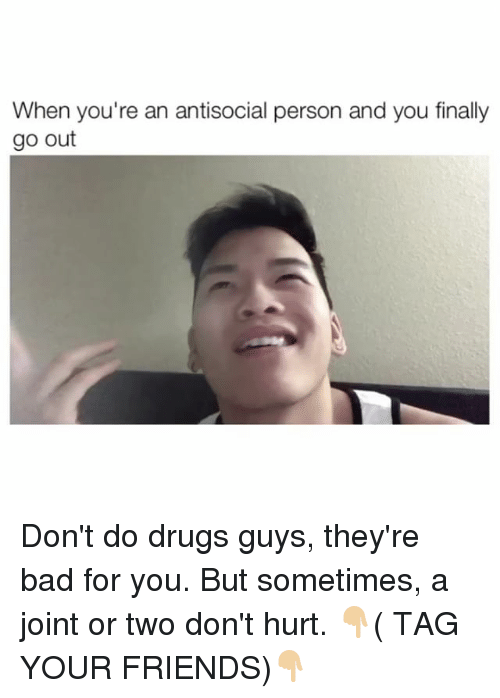 Dating someone who occasionally does drugs