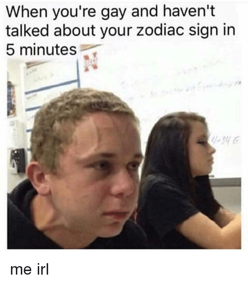 zodiac signs likely to be gay