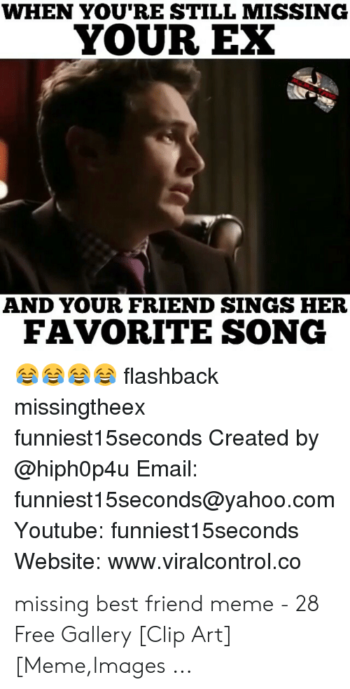 Songs about missing your ex