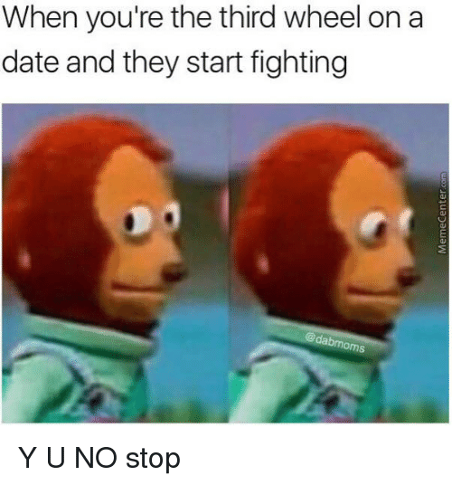 how to say no to a third date