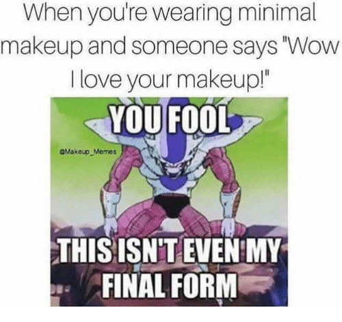 ✅ 25+ Best Memes About Isnt Even My Final Form | Isnt Even My ...
