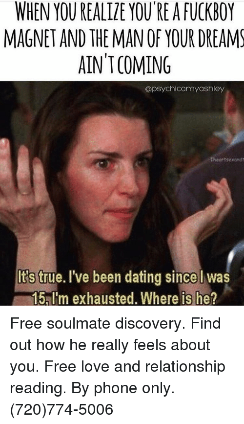 Dreams discovered dating