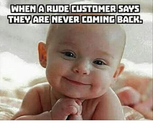 Funny Rude People Meme : ✅ best memes about rude customer rude customer memes