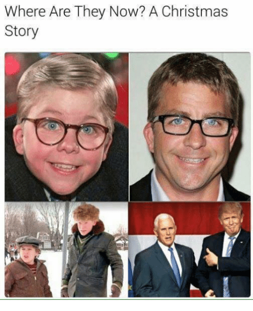 a christmas story memes and where are they now a christmas - Christmas Story Cast Then And Now