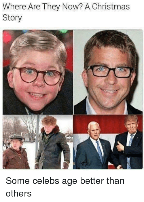 Christmas Story Meme.Where Are They Now A Christmas Story A Christmas Story