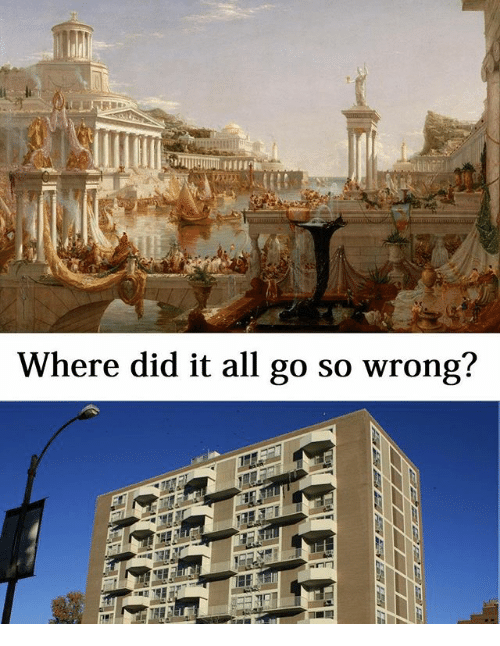 Classical Art, Did, and All: Where did it all go so wrong?