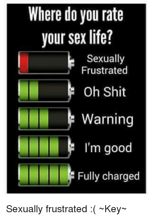 Sexually frustrated woman meme