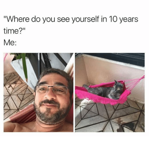 time 10 years and you where do you see yourself in 10 - Where Do You See Yourself In 10 Years Time