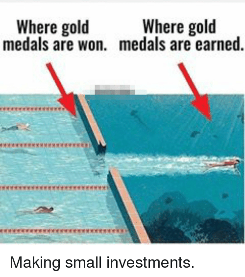 Where Gold Medals Are Won Medals Are Earned Where Gold