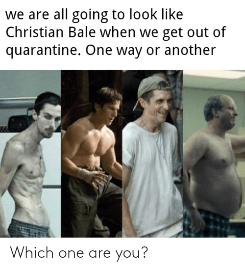 One, You, and Are You: Which one are you?