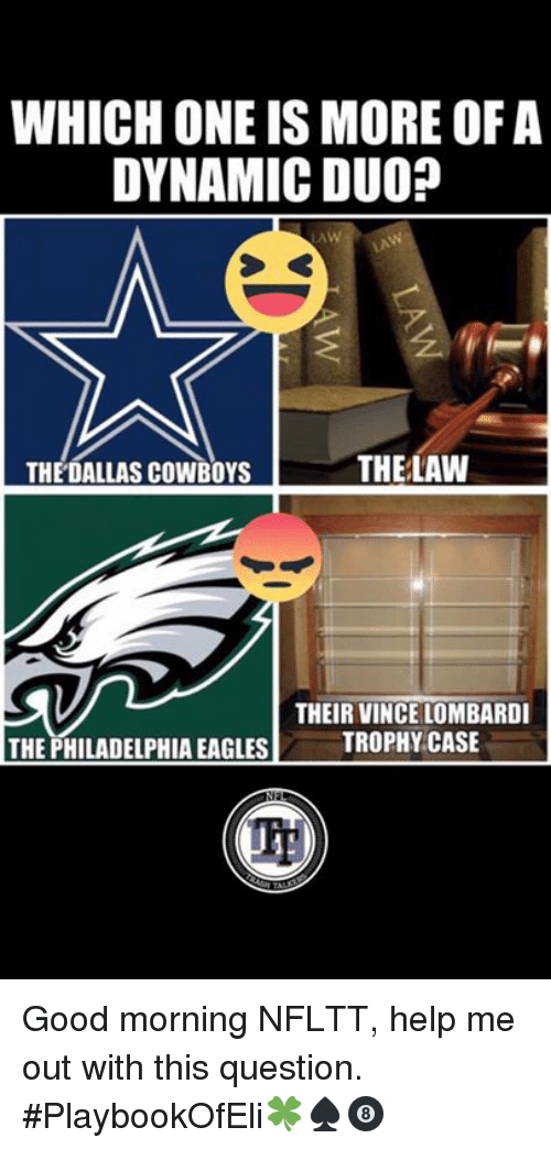Dallas Cowboys Memes And Vince Lombardi WHICH ONE IS MORE OF A DYNAMIC
