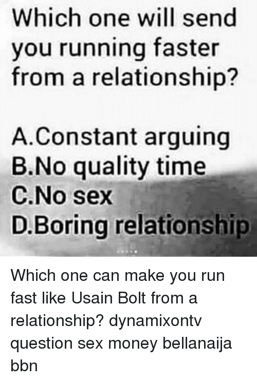 sex questions and relationships