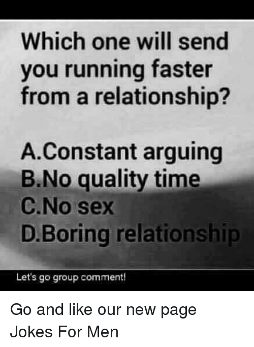 No sex in relationship what to do