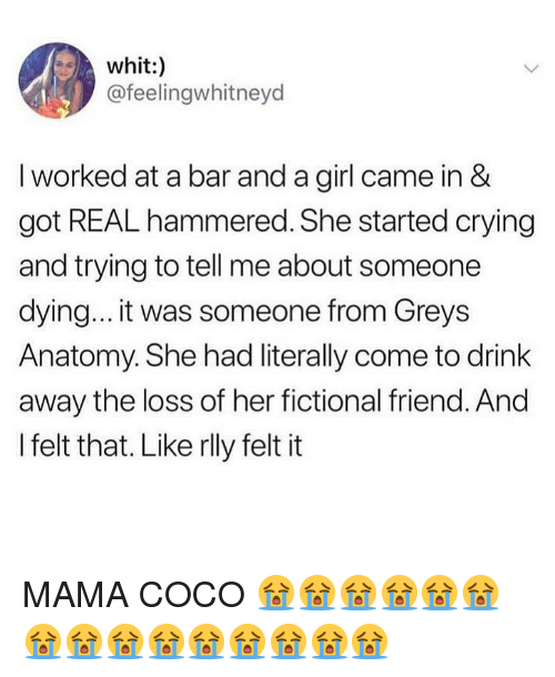 Whit I Worked At A Bar And A Girl Came In Got Real Hammered She