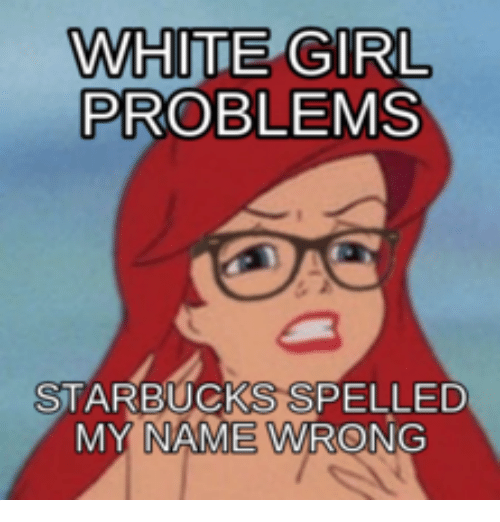 Problems with dating a white girl