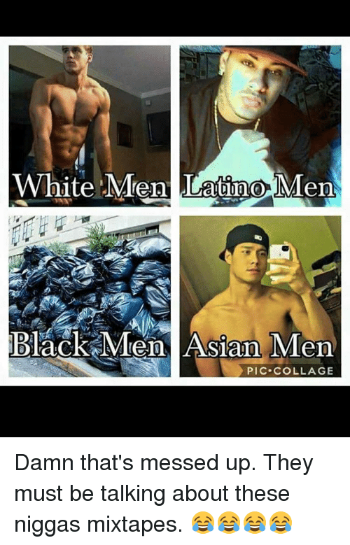 Latina asian men