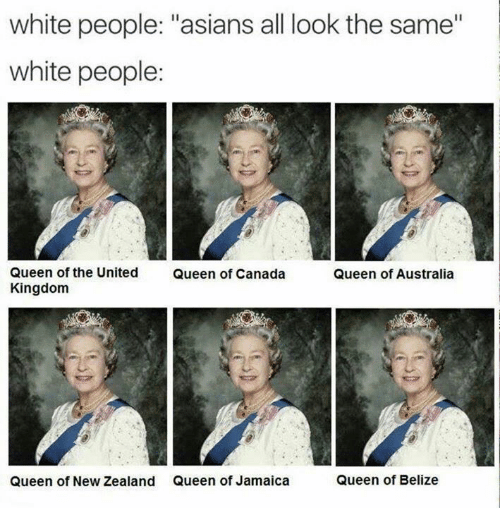 White people in canada
