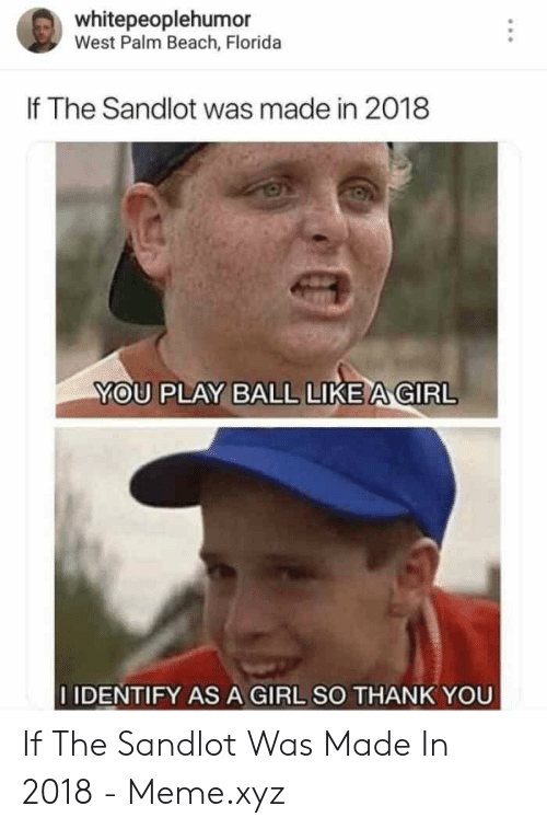 Whitepeoplehumor West Palm Beach Florida if the Sandlot Was Made in