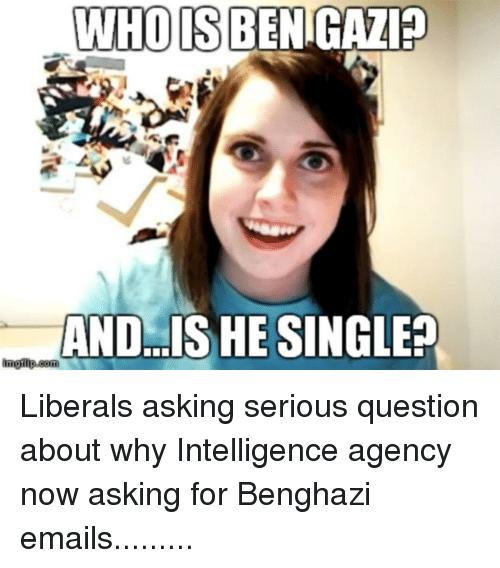 Single, Asking, and Who: WHO IS  BEN GAZI?  AND. IS HE SINGLE