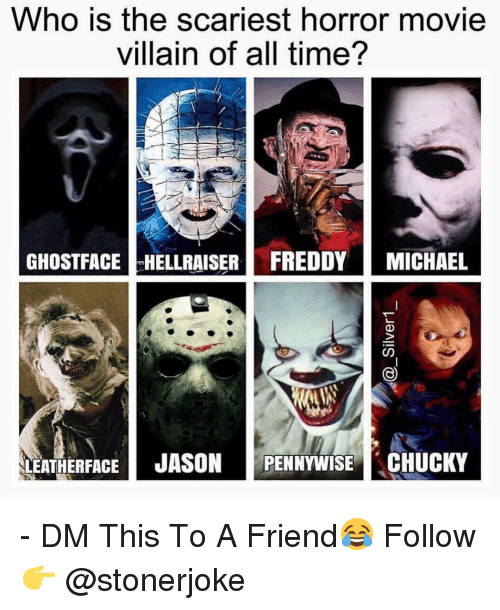 Memes for anybody who an absolute sucker for everything ... |Its Scary Movie Time Meme