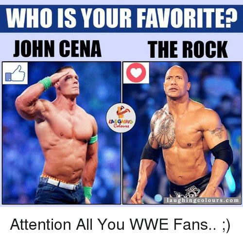 Tyra Banks Wwe: 25+ Best Memes About John Cena And The Rock