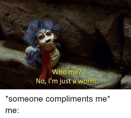 Girl that im dating compliments me
