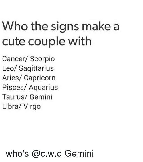 Do sagittarius and aquarius make a good couple