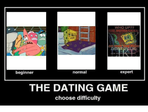Dating difficulty