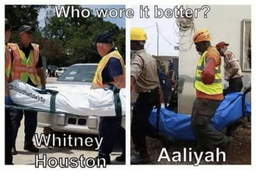 who wore it better whitney houston aaliyah 19279930 who wore it better whitney houston aaliyah whitney houston meme,Whitney Houston Memes